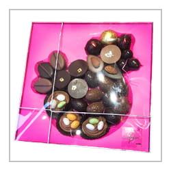 Boite de Chocolat le Pralin.