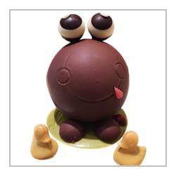 Création en chocolat le Pralin.