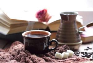 Un chocolat chaud pour l'hiver