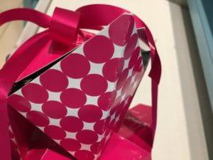 Boîte Origami du Pralin