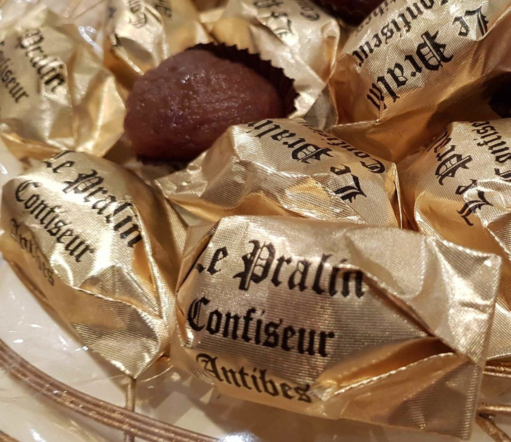 Les marrons du Pralin.