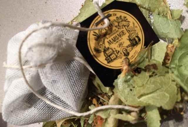 Du thé Mariage frères au salon de thé d'Antibes Le Pralin.